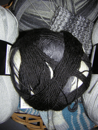 Zauberball - Schatten, Schoppel-Wolle