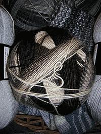 Zauberball - Schokocreme, Schoppel-Wolle