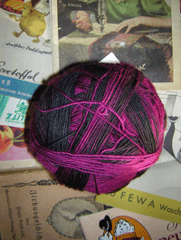 Zauberball - Charisma, Schoppel-Wolle