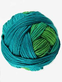 Gradient Wolle - In der Wiese, Schoppel-Wolle