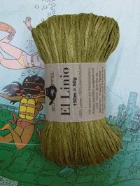 El Linio - Schilf, Schoppel-Wolle