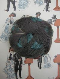 Zauberball 100 - Sofaecke, Schoppel-Wolle