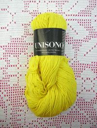 Unisono Uni - Goldiges Gelb, Atelier Zitron