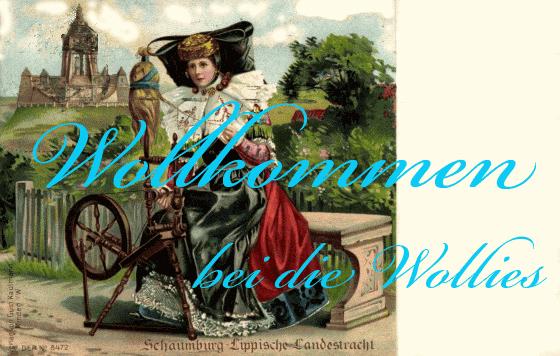 Ein frohes und gesundes Willkommen wünschen Ihnen die Mitarbeiter vom Wolleshop Die Wollies