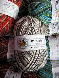 Hot Socks Dream - Planetentraum, Gründl