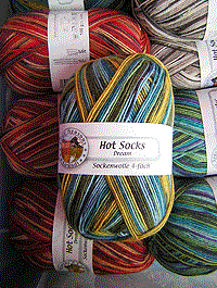 Hot Socks Dream - Traumwald, Gr�ndl