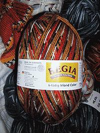 Irland Color - braun orange weiss schwarz - Farbe 05856