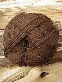 Admiral Stärke 6 Melange - Tabak, Schoppel-Wolle