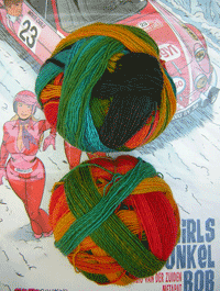 Zauberball - Frische Fische - Farbe 1564