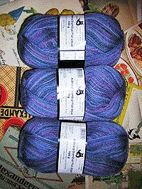 Admiral Bambus Plus  Aqua - Violett Pink - Farbe 1902aqua