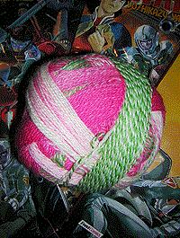 Zauberball St�rke 6 - Durch die Blume, Schoppel-Wolle