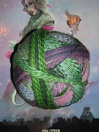 Zauberball Stärke 6 - Blasser Schimmer, Schoppel-Wolle