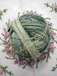 Wunderkleckse - Bella Patina, Schoppel-Wolle
