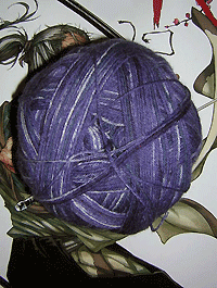 Jeans Ball - Hollerbeere - Farbe 2130