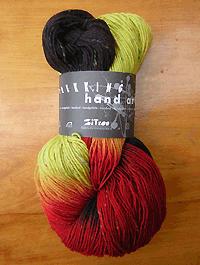 Trekking handart - Merkur, Atelier Zitron