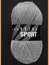 Trekking Sport - hellgrau, Atelier Zitron