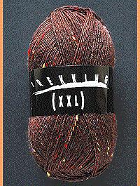 Trekking XXL Tweed - brombeere, Atelier Zitron