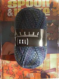 Trekking XXL Ombre - Wunderblau - Farbe 111