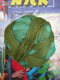 Gradient Wolle - Pustekuchen , Schoppel-Wolle