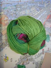 Gradient Wolle - Teezeremonie, Schoppel-Wolle