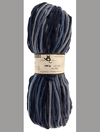 Pur Wolle - Stone washed - Farbe 1535ombre