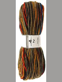 Pur Wolle - Wer hat die Kokosnuss - Farbe 2135