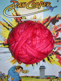 XL Kleckse - Beerenauslese - Farbe 2182