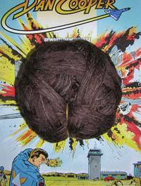 XL Kleckse - Zartbitter, Schoppel-Wolle