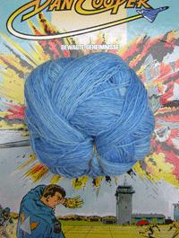 XL Kleckse - Das Blaue vom Himmel, Schoppel-Wolle
