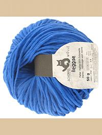 Reggae Uni - kornblau, Schoppel-Wolle