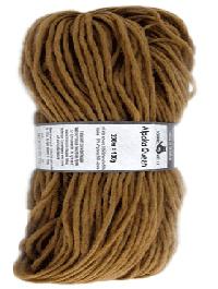 Alpaka Queen - Ocker - Farbe 7490