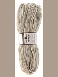 Alpaka Queen naturbelassen - Hellgrau Melange, Schoppel-Wolle