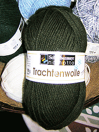 Trachtenwolle - loden - Farbe 00071
