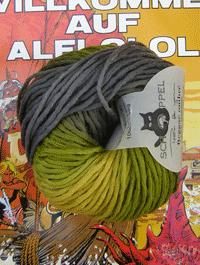 Reggae Ombre - Gelbfilter - Farbe 2306