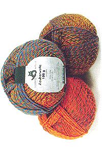 Zauberwolle | Farbcode 1702, Kleiner Fuchs