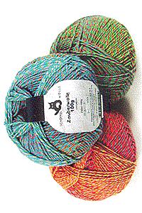 Zauberwolle | Farbcode 1701, Papagei