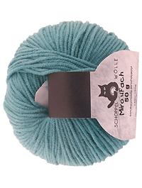 Miro 4 fach Uni - meergrün - Farbe 5443