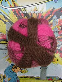 Zauberball 100 - Rosa Tr�ume, Schoppel-Wolle