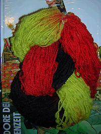 Blickfang Wolle - Blütezeit, Atelier Zitron