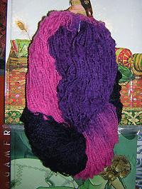 Blickfang Wolle - Vorfreude, Atelier Zitron