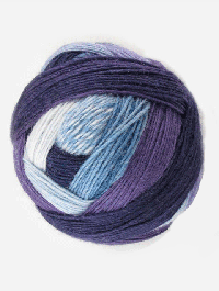 Lace Ball 100 - Fliederduft, Schoppel-Wolle