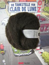 Merino Lace - dunkle schokolade - Farbe 8495