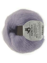 Merino Lace - flieder - Farbe 3543