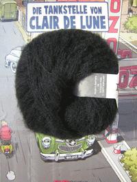 Merino Lace - schwarz, Schoppel-Wolle