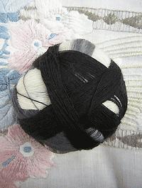 Lace Ball - Schatten, Schoppel-Wolle