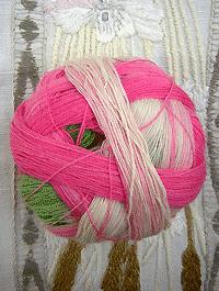 Lace Ball - Durch die Blume, Schoppel-Wolle