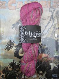 Filigran Lace Farbverlauf - Eitler Zirkusdirektor, Atelier Zitron