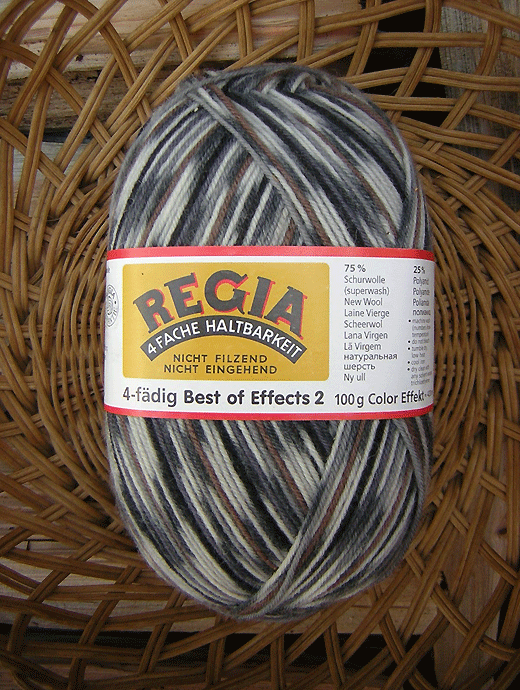 Best of Effects 2 - grau weiss braun - Farbe 06804