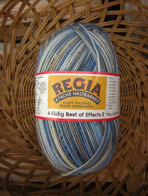 Best of Effects 2 - hellblau ocker weiss - Farbe 06807