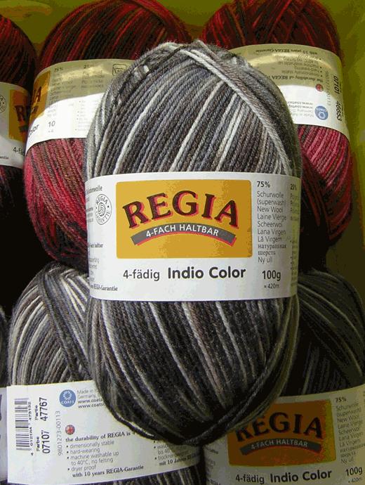 Indio Color - la paz  - Farbe 07107